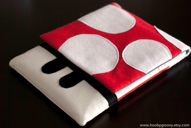 Case de Super Mario para iPad