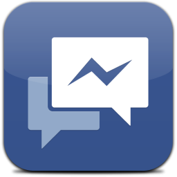 Ícone - Facebook Messenger
