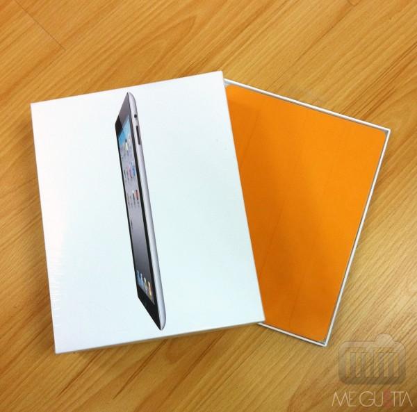 iPad 2 com Smart Cover