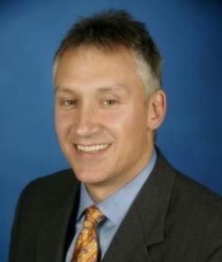 Chris Weber, presidente da Nokia North America
