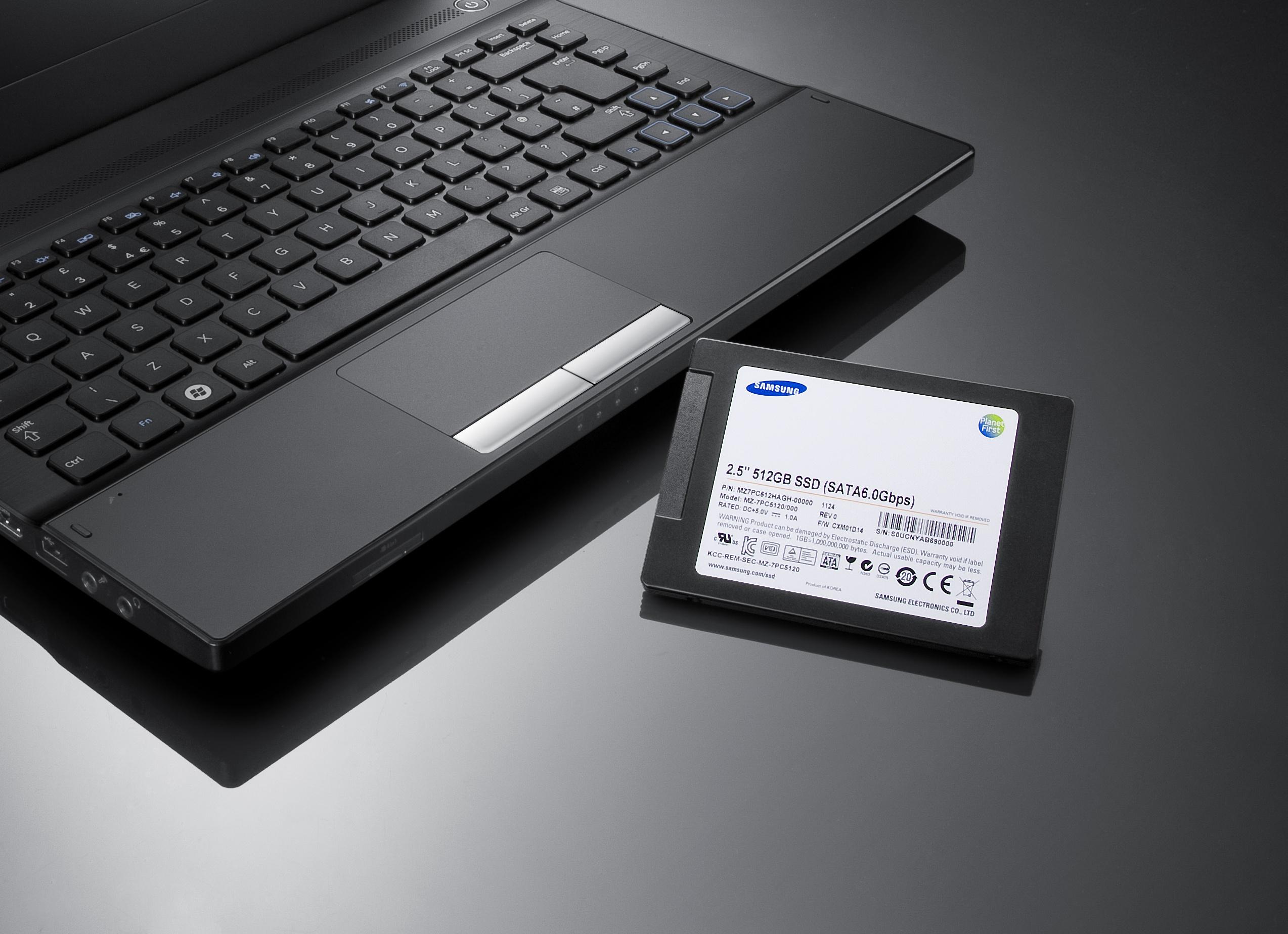 Novo SSD da Samsung, com desempenho incrível