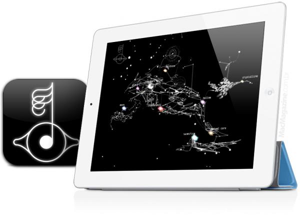 Biophilia no iPad