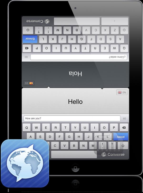 Converse - iPad