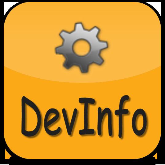 Ícone - DevInfo