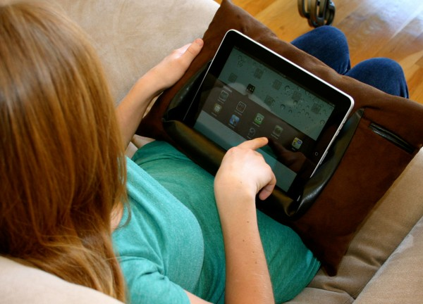 ePillow com iPad