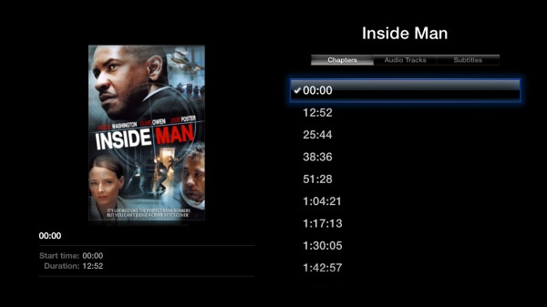 Media Player 0.7 do aTV Flash (black)