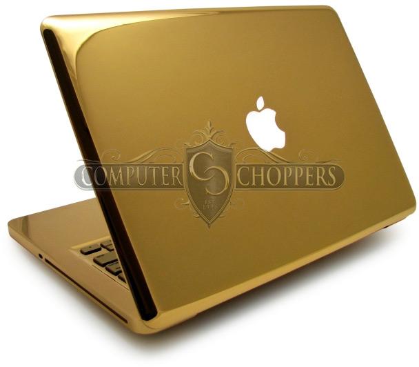 MacBook Pro de ouro