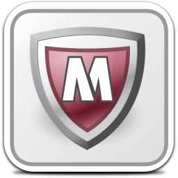 Ícone do McAfee WaveSecure