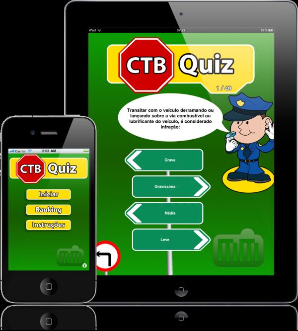 CTB Quiz - iPad e iPhone