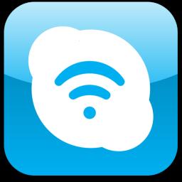 Ícone - Skype WiFi