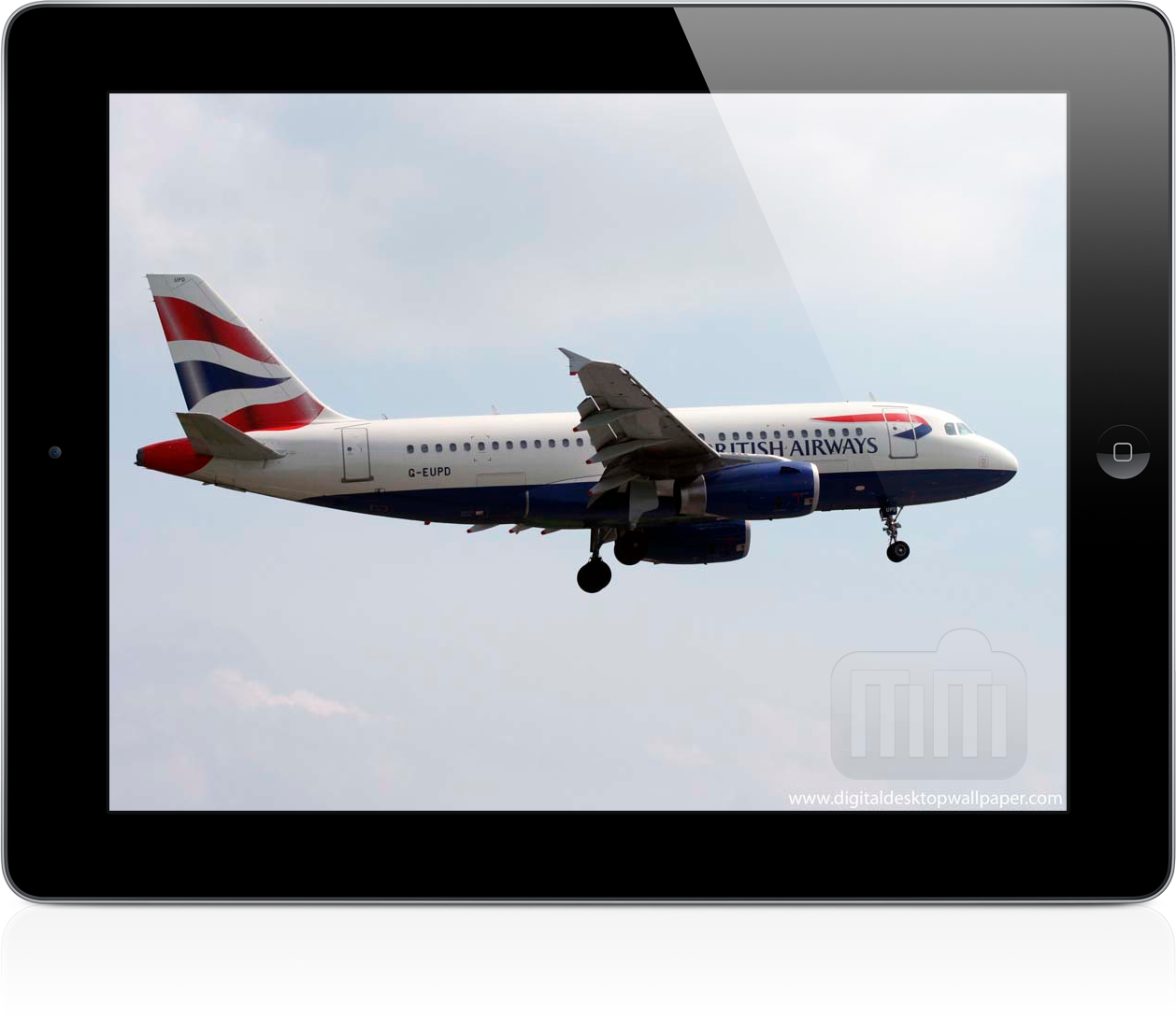 British Airways no iPad