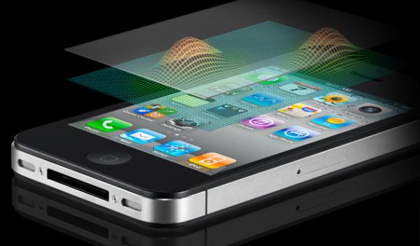 Touchscreen do iPhone 4