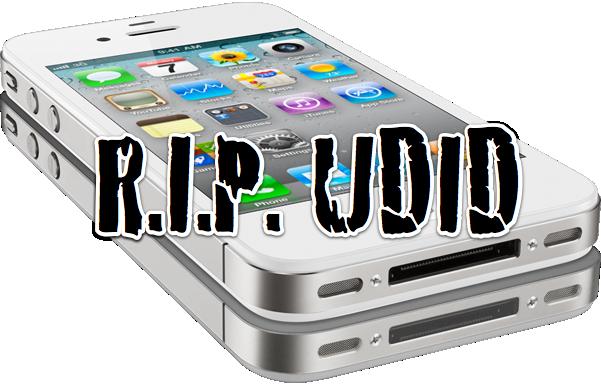 Em breve apps não poderão mais ter acesso a UDIDs de