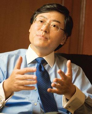 Yang Yuanqing, CEO da Lenovo