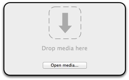 VLC 1.2 no Mac
