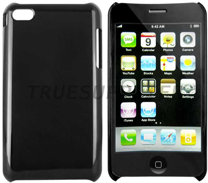 Case rígida para o iPhone 5?