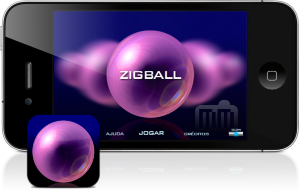 Zigball - iPhone
