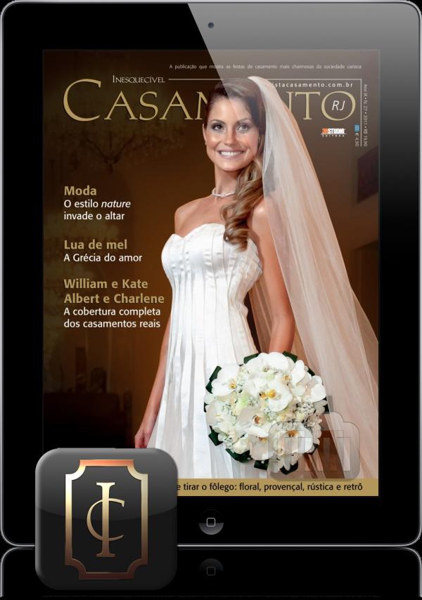 Revista Inesquecível Casamento - iPad