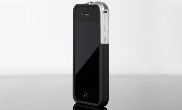 Leverage, da Graft Concepts, para iPhone 4
