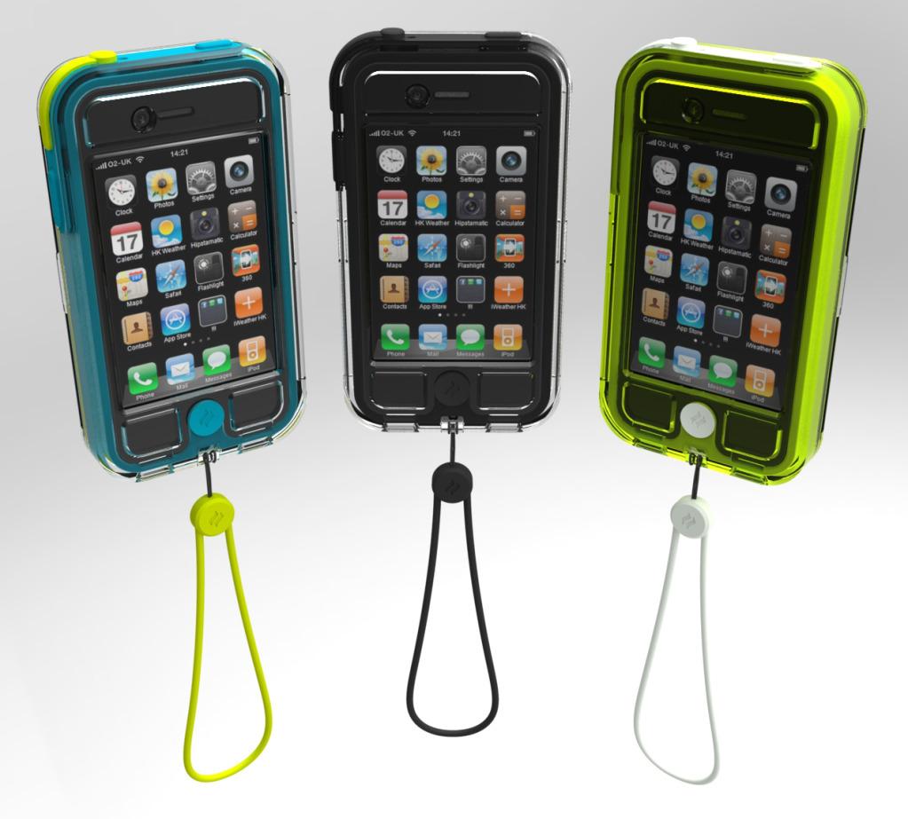EscapeCapsule para iPhones 4