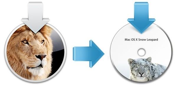 Downgrade —Lion para Snow Leopard