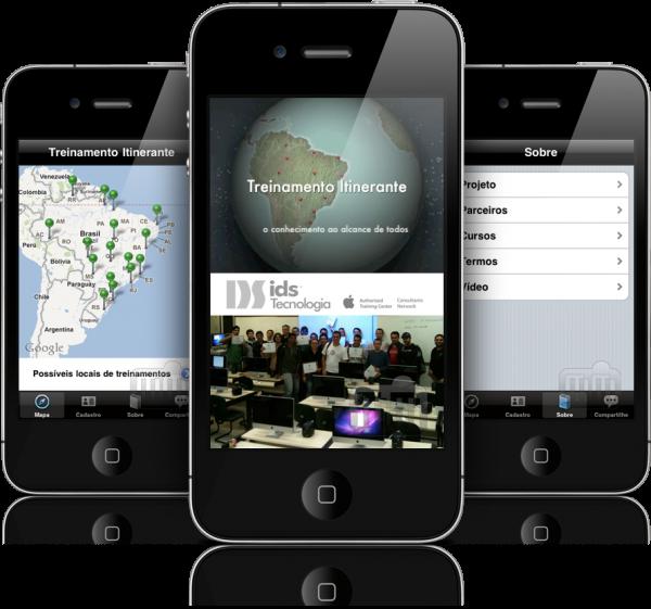 Treinamento Itinerante - MacMagazine e IDS Tecnologia