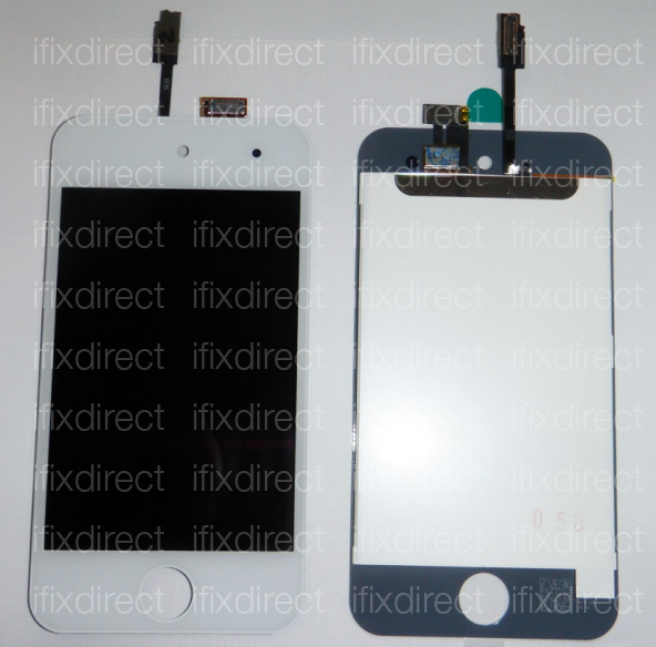 iPod touch 5G branco?
