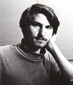 Steve Jobs jovem