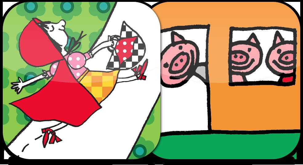 Ícones de livros da Editora Manati