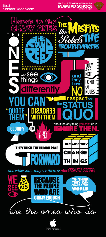 Veja aqui uma versão artística do manifesto