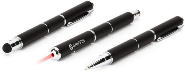 Griffin - Stylus + Pen + Laser Pointer