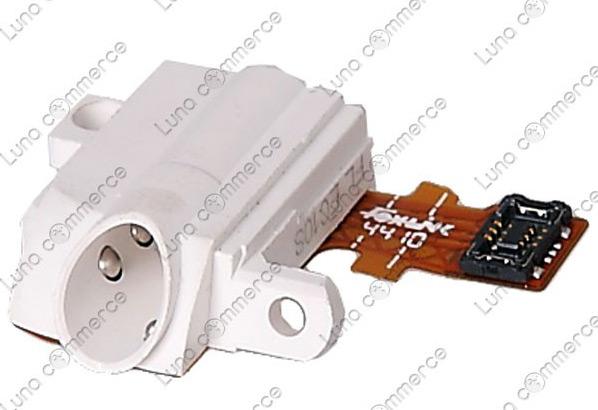 Componente para iPod touch branco