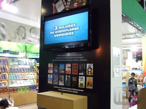 Apple na XV Bienal do Livro Rio