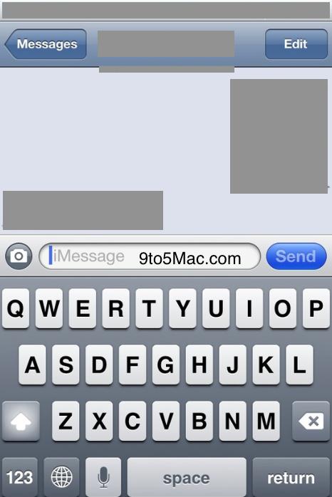 iOS 5 com texto-por-voz da Nuance