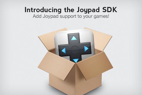Joypad SDK