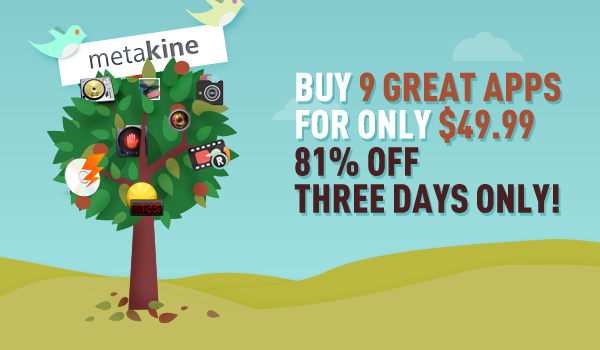 Metakine Bundle