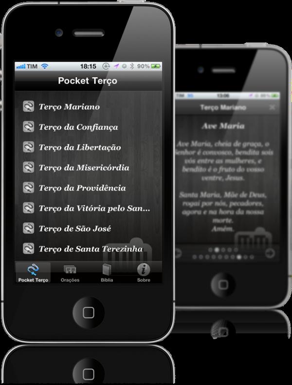 Pocket Terço - iPhones