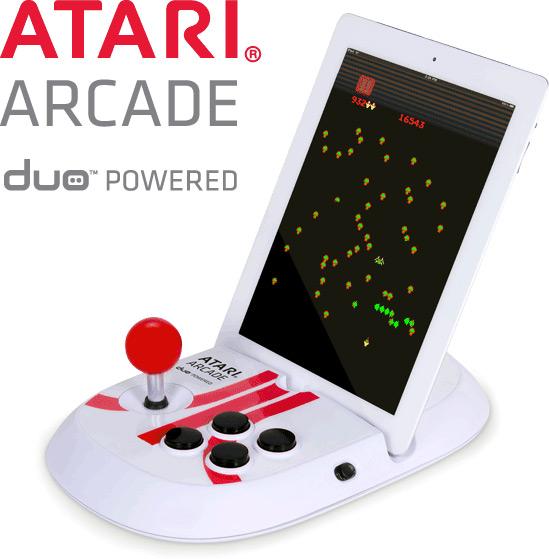 Atari Arcade - Duo Powered para iPad