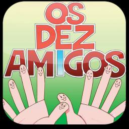 Ícone - Os Dez Amigos para iPad