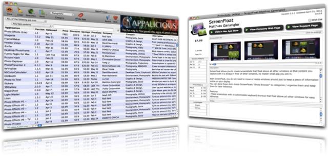 Appalicious - Mac OS X