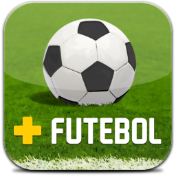 Ícone - +Futebol para iPad