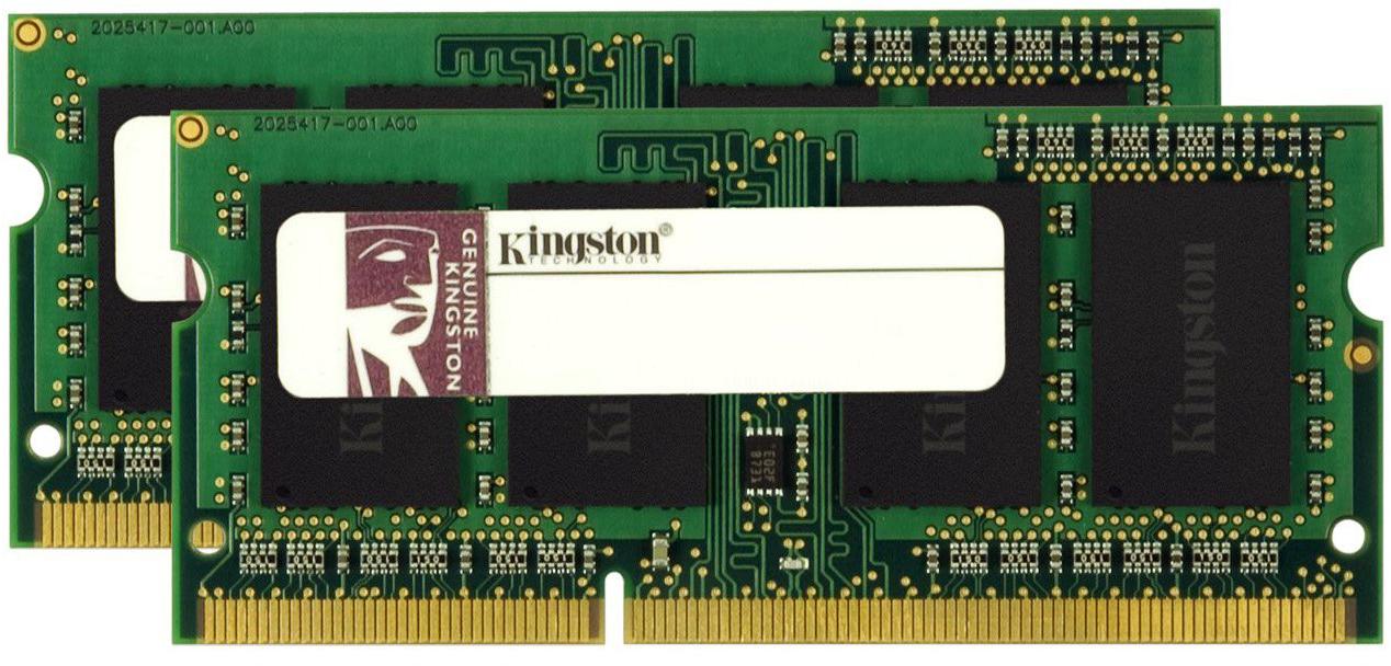 Memórias RAM da Kingston