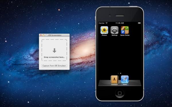 Screentaker - Mac OS X