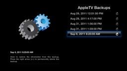 aTV Flash (black) Beta7 —Backup