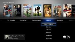 aTV Flash (black) Beta7 — Músicas