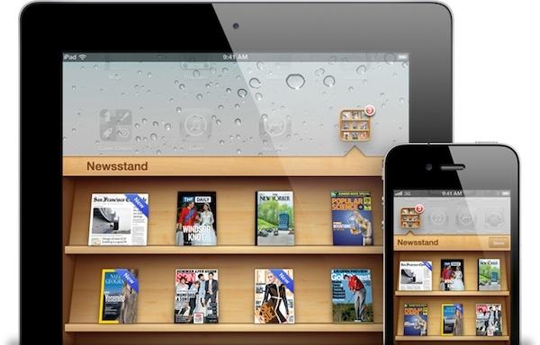 Newsstand no iPad e iPhone