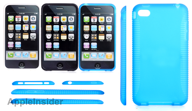 Mais cases para iPhone 5 ou iPod touch 5G