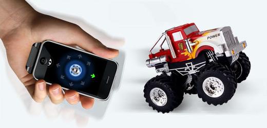 dexim AppSpeed Monster Truck