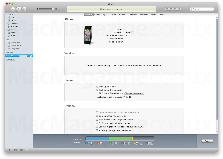 iTunes 10.5 beta 8