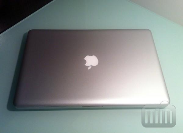 MacBook Pro unibody de 15 polegadas
